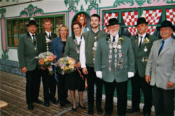 Das Königshaus 2001